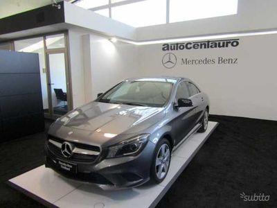 used Mercedes 180 Classe CLA (C/X117)CDI Executiv