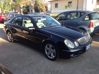 usata Mercedes E270 cdi Avantgarde cambio manuale