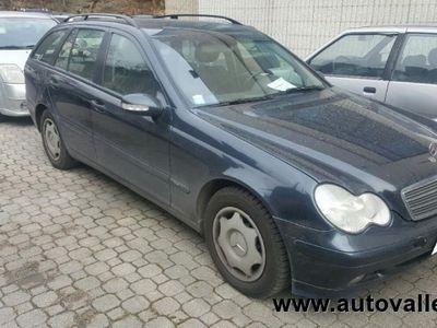usata Mercedes C220 CDI cat S.W. Automatica rif. 7299144