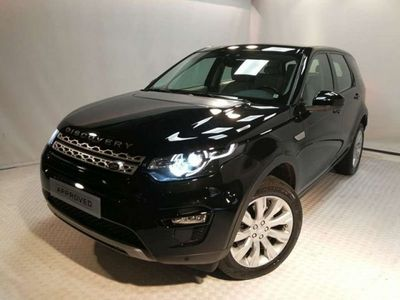 usata Land Rover Discovery Sport Hse