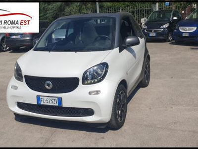 used Smart ForTwo Cabrio 90 0.9 Turbo twinamic Pass