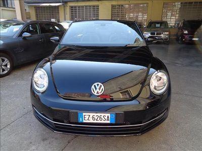 brugt VW Maggiolino CABRIO CABRIO 2.0 TDI SPORT