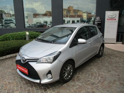 usata Toyota Yaris 1.0 5 porte Lounge