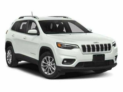 used Jeep Cherokee 2.2 Mjt II 4WD Active Drive I Limited