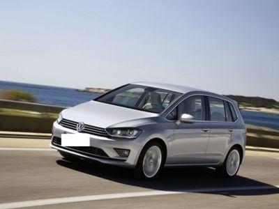 usata VW Golf Sportsvan 1.6 TDI 110CV DSG Highline BlueMotion Tech.