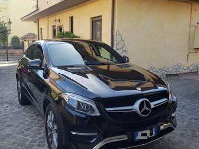 usata Mercedes GLE350 Coupé AMG full optional
