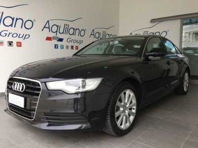 brugt Audi A6 3.0 TDI 245 CV quattro S tronic Advanced
