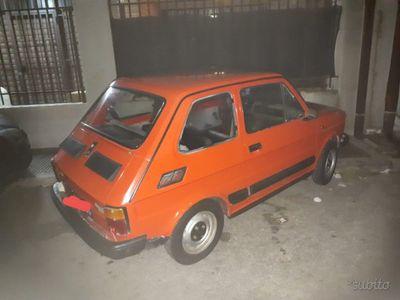 second-hand Fiat 126 - Anni 70