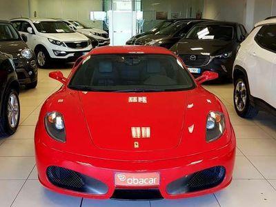usata Ferrari F430 COUPÉ F1 tagliandi