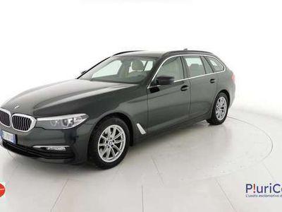 usata BMW 520 Serie 5 Touring d 190cv Touring auto Navi Pelle EURO6