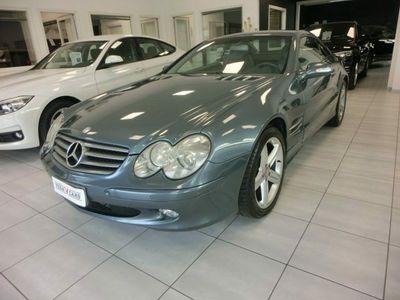 usata Mercedes SL500 CABRIO