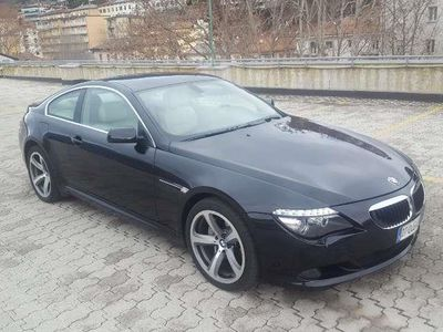used BMW 635 Serie 6 (E63/E64) cat