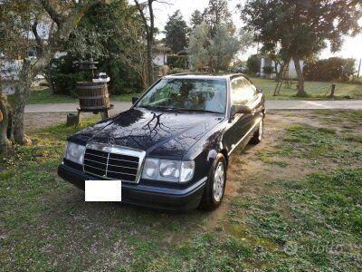 usata Mercedes 200 CE Coupe