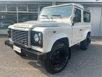 used Land Rover Defender 90 2.4 TD4 Station Wagon S usato
