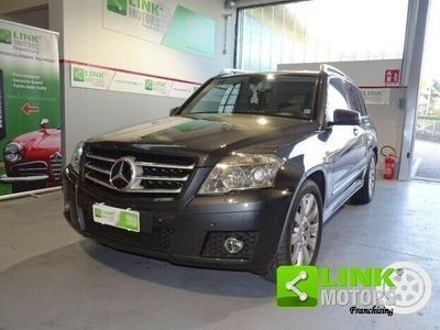usata Mercedes GLK220 ClasseCDI 4matic Blueefficiency Sport