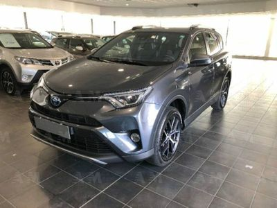used Toyota RAV4 Hybrid 4WD Style del 2017 usata a Torino