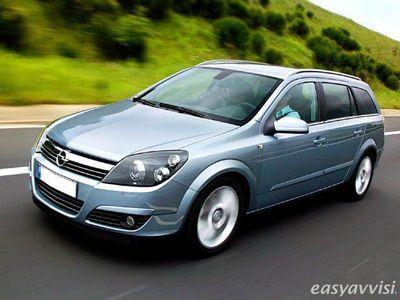 usado Opel Astra 1.7 CDTI 101CV Station Wagon Club