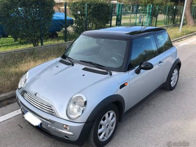 usata Mini Cooper automatica 2004