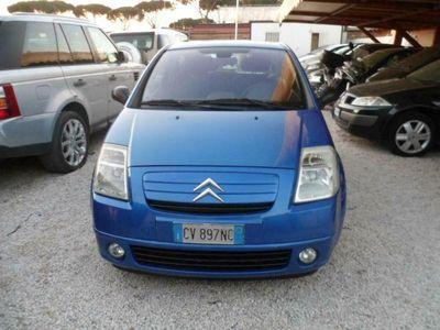 usata Citroën C2 1.4 hdi 70cv perfette condizioni