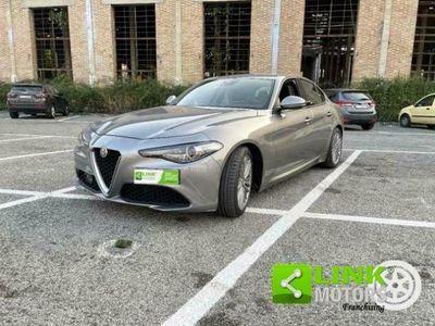 usata Alfa Romeo Giulia 2.2 TD 180 CV-AUTOMATICA-OTTIME