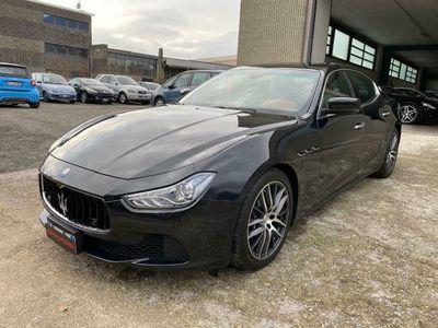 usata Maserati Ghibli 3.0 Diesel 275CV SCARICO SPORTIVO