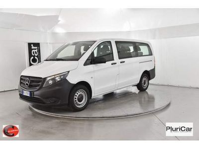 gebraucht Mercedes Vito 2.2 114 CDI PC-SL Tourer Pro Long Euro6 8 Posti