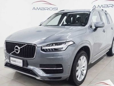 brugt Volvo XC90 D5 AWD Geartronic