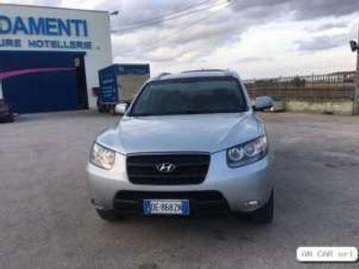 usata Hyundai Santa Fe Suv Diesel