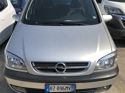 begagnad Opel Zafira 2,2 Diesel solo Export - 2003