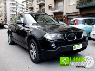 usado BMW X3 2.0D FUTURA 177CV (2008) - MANUALE