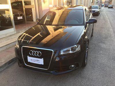 usata Audi A3 SPB 1.6 TDI 105 CV CR S tronic S-LINE TETTO/LED