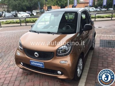 used Smart ForTwo Coupé FORTWO1.0 Youngster 71cv c/S.S.