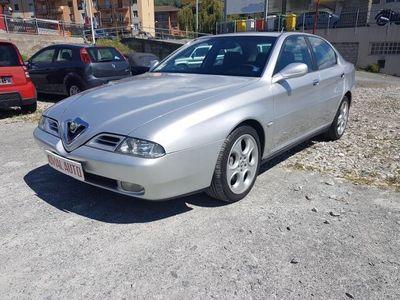 usata Alfa Romeo 166 2.0i V6 Turbo Super Usato