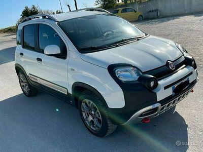 usata Fiat Panda Cross 1300 multijet 95 cv