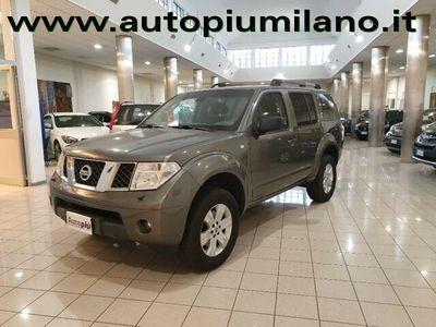 usata Nissan Pathfinder dCi SE usato