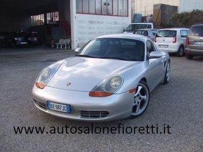 usata Porsche Boxster 2.7i 24v Cat Con Hard Top Usato
