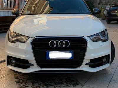 usata Audi A1 1.4 tfsi 122cv Sline