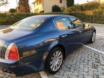 usata Maserati Quattroporte 4.2 V8 Full, Tagliandi Benzina