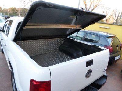 "brugt VW Amarok 2.0 TDI 140 CV 4MOTION""UNIPROPRIETARIO"""