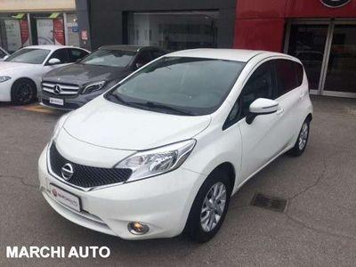 usata Nissan Note 1.2 12V GPL Acenta