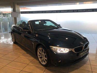 usata BMW 420 d Cabrio