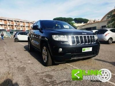 usata Jeep Grand Cherokee 3.0 CRD 241 CV Limited --Cambi
