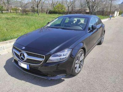 usata Mercedes CLS350 d 4Matic Premium