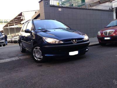 usata Peugeot 206 1.4 HDi SW S