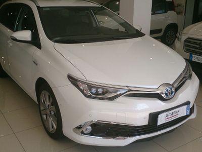 gebraucht Toyota Auris Touring Sports 1.8 Hybrid Lounge