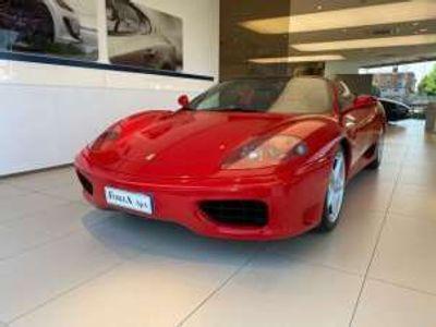 usata Ferrari 360 Spider F1 Benzina