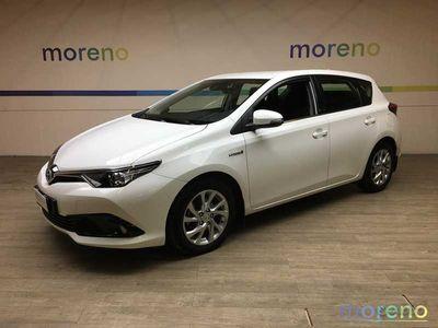 usata Toyota Auris 1.8 Hybrid CVT Active