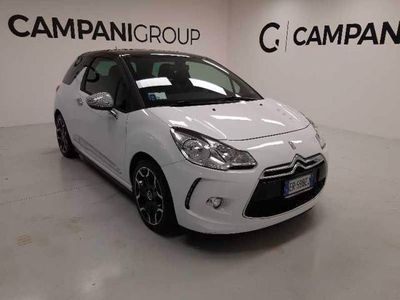 usata Citroën DS3 DS31.4 hdi Chic 70cv