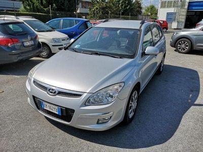 usata Hyundai i30 CW 1.6 CRDi VGT 16V 115CV Dynamic Automatica
