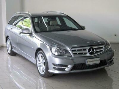 usata Mercedes 250 Classe C Station WagonCDI BlueEFFICIENCY Avantgarde